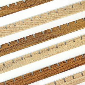 Individual Wood Slats
